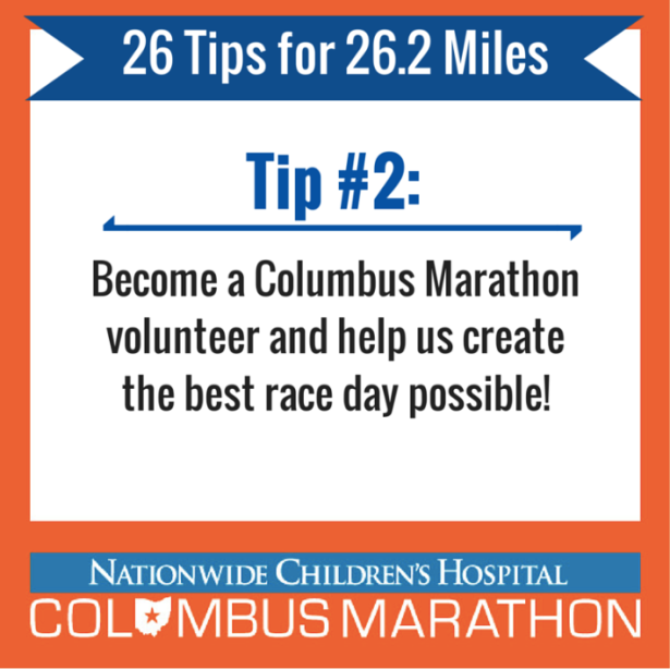 Tip 2 - Volunteer
