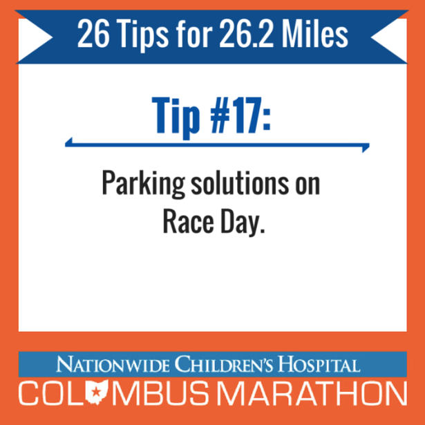 Tip 17 - Parking Solutions