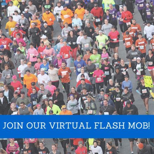 Virtual Flash Mob