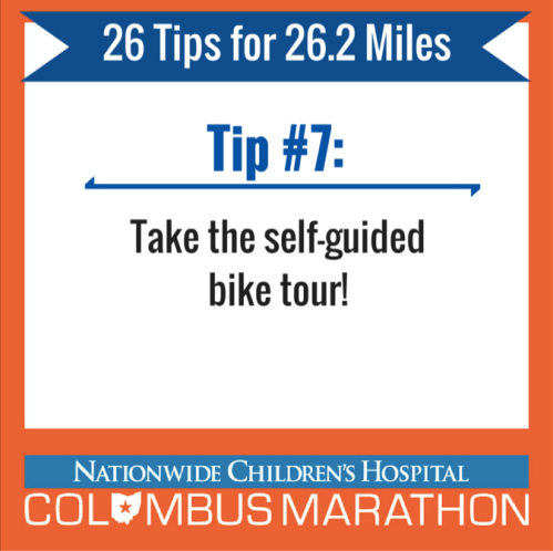 Tip 7 - BIke Tour