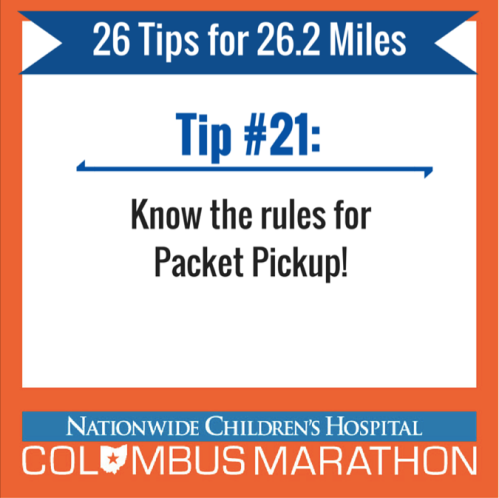 Tip 21 - packet pickup